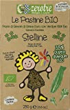 Zerotre Organic with Vegetables Pastina, Stelline, 8.8 Ounce