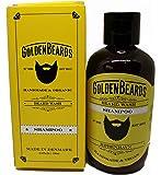 Golden Beards - Champú para Barba (100ml)