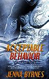 Acceptable Behavior: (A Gay Romance) (Marked Men Book 1)