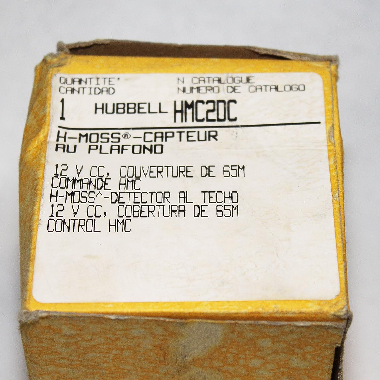 Amazon.com: Hubbell HMC2DC H-Moss 12V Ceiling Mount ...