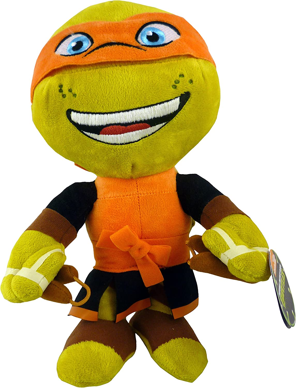 Amazon.com: 12 Teenage Mutant Ninja Turtles - MICHELANGELO ...