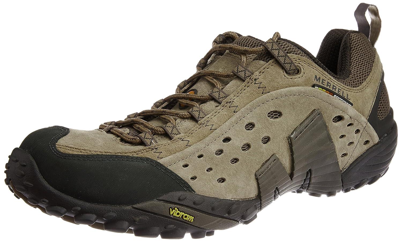 Merrell J73459, Hauszapatos para Hombre marrón (Taupe Taupe)