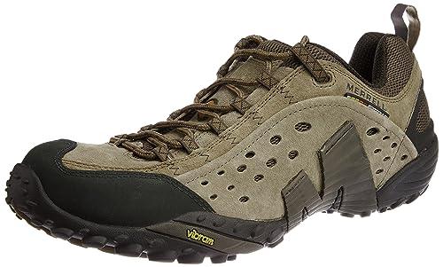Merrell Intercept, Men's Low Rise Hiking, Brown (Taupe), 6.5 UK (