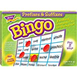 Prefixes & Suffixes Bingo Board Game