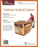 Taunton Press Fine Woodworking Tablesaw Outfeed