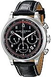Baume & Mercier Men's BMMOA10042 Capeland Analog Display Mechanical Hand Wind Black Watch