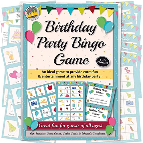 Party Games For Kids Amazon