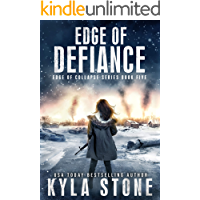 Edge of Defiance: A Post-Apocalyptic EMP Survival Thriller (Edge of Collapse Book 5) book cover