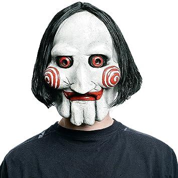 Saw Jigsaw PVC Mask: Amazon.es: Juguetes y juegos