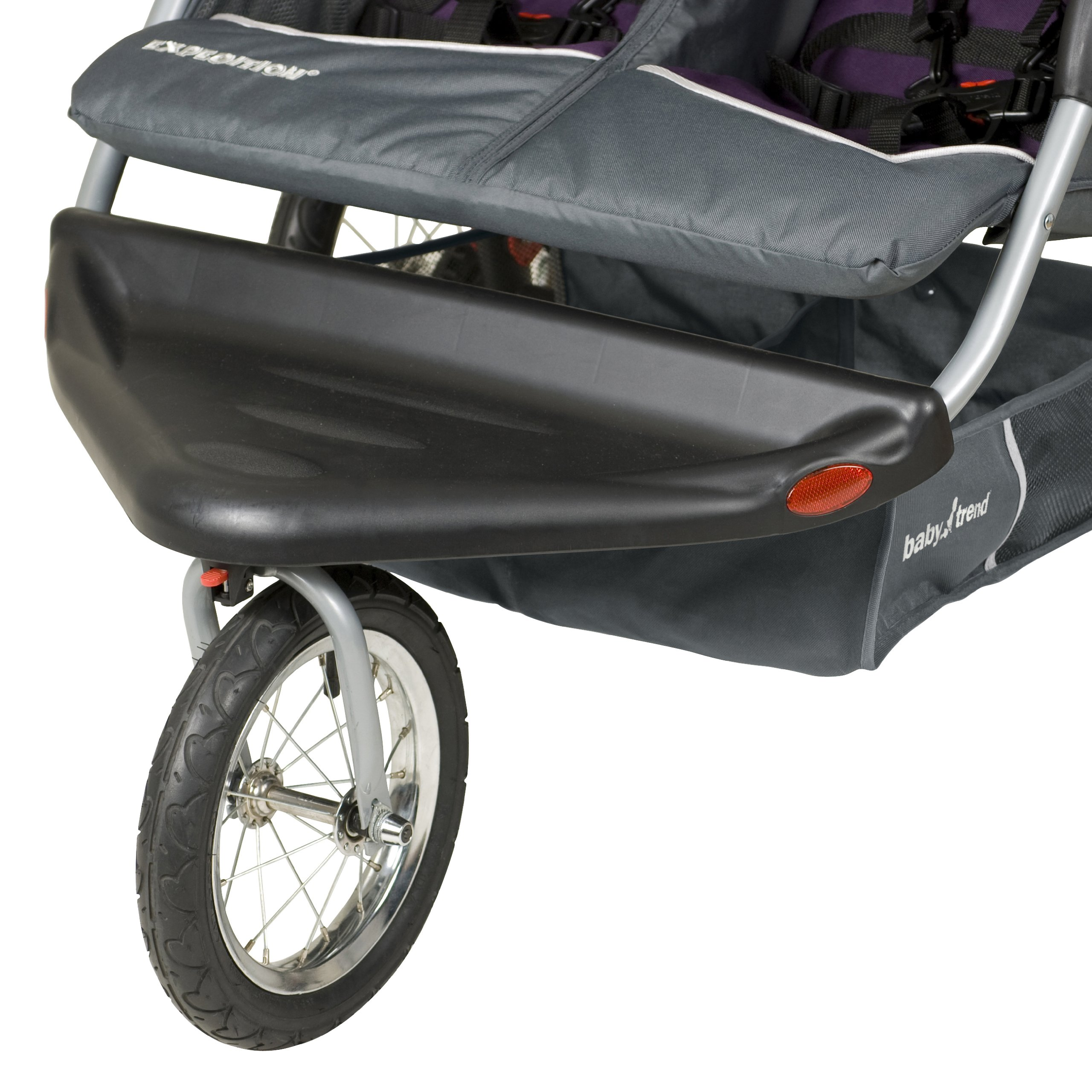 Baby Trend Expedition Double Jogger, Elixer by Baby Trend (Image #4)
