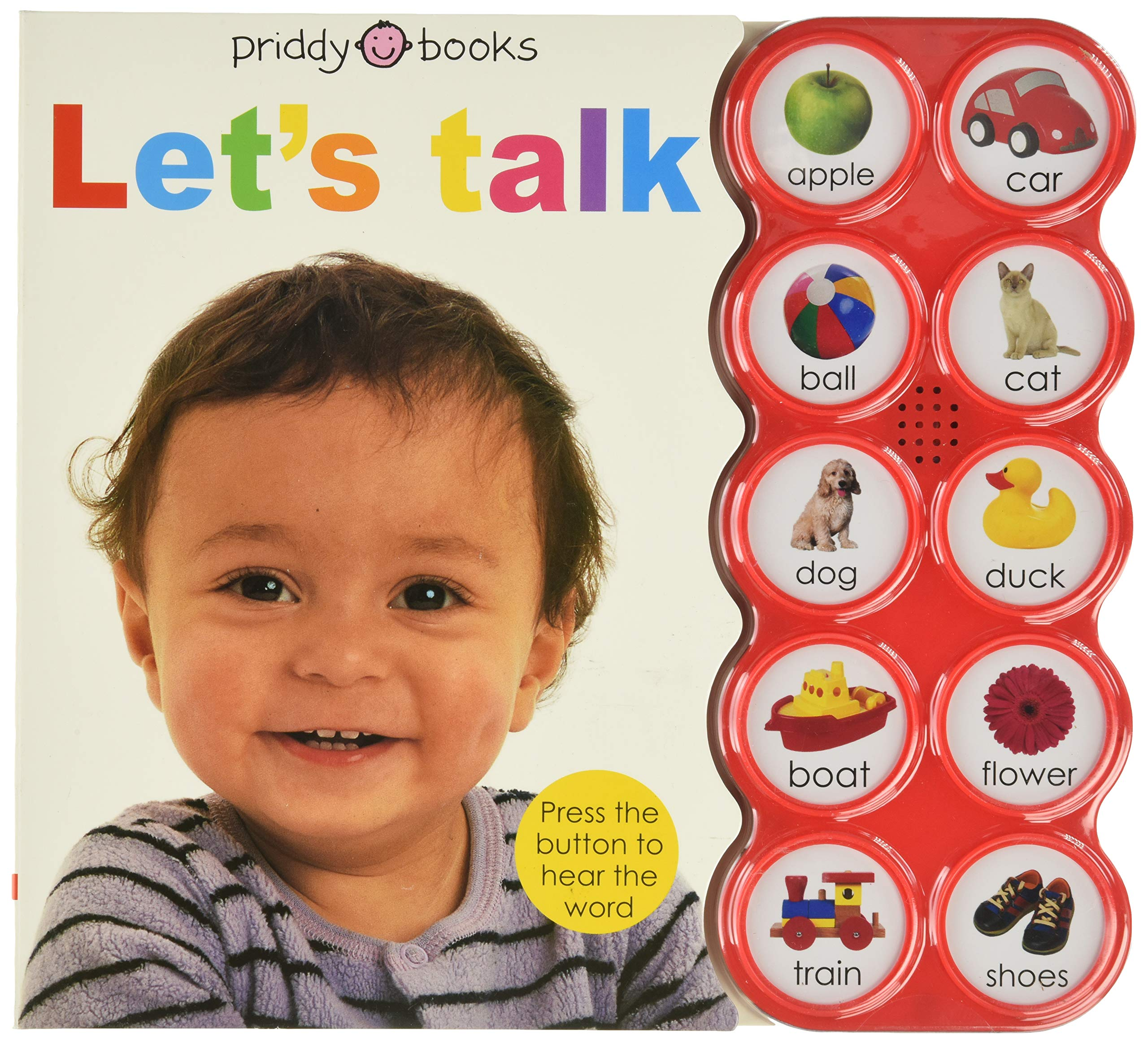Image for Simple First Words Let's Talk