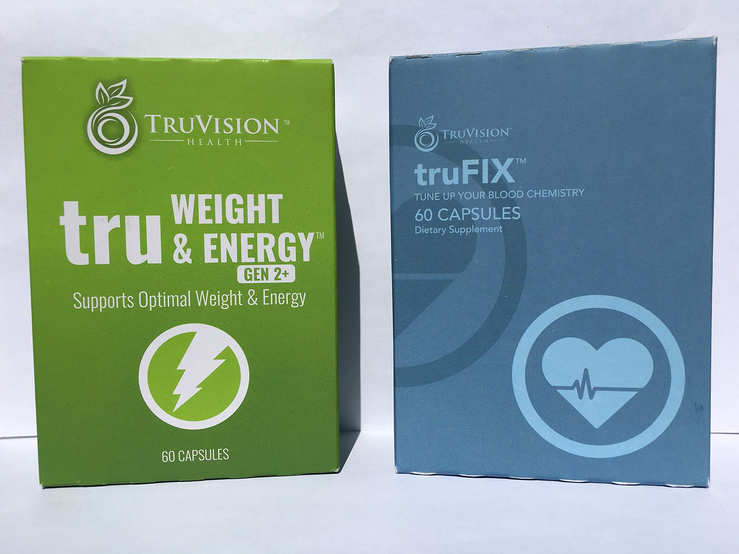 TRUVISION HEALTH ~ GENERATION 2 ~TRUFIX ~ 30 DAY SUPPLY ~ (120) by TruVision by TRUVISION HEALTH