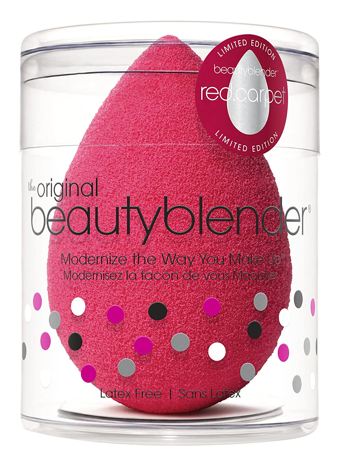 beautyblender nude: Makeup Sponge for a Flawless Natural Look, Perfect with Foundations, Powders & Creams 5455