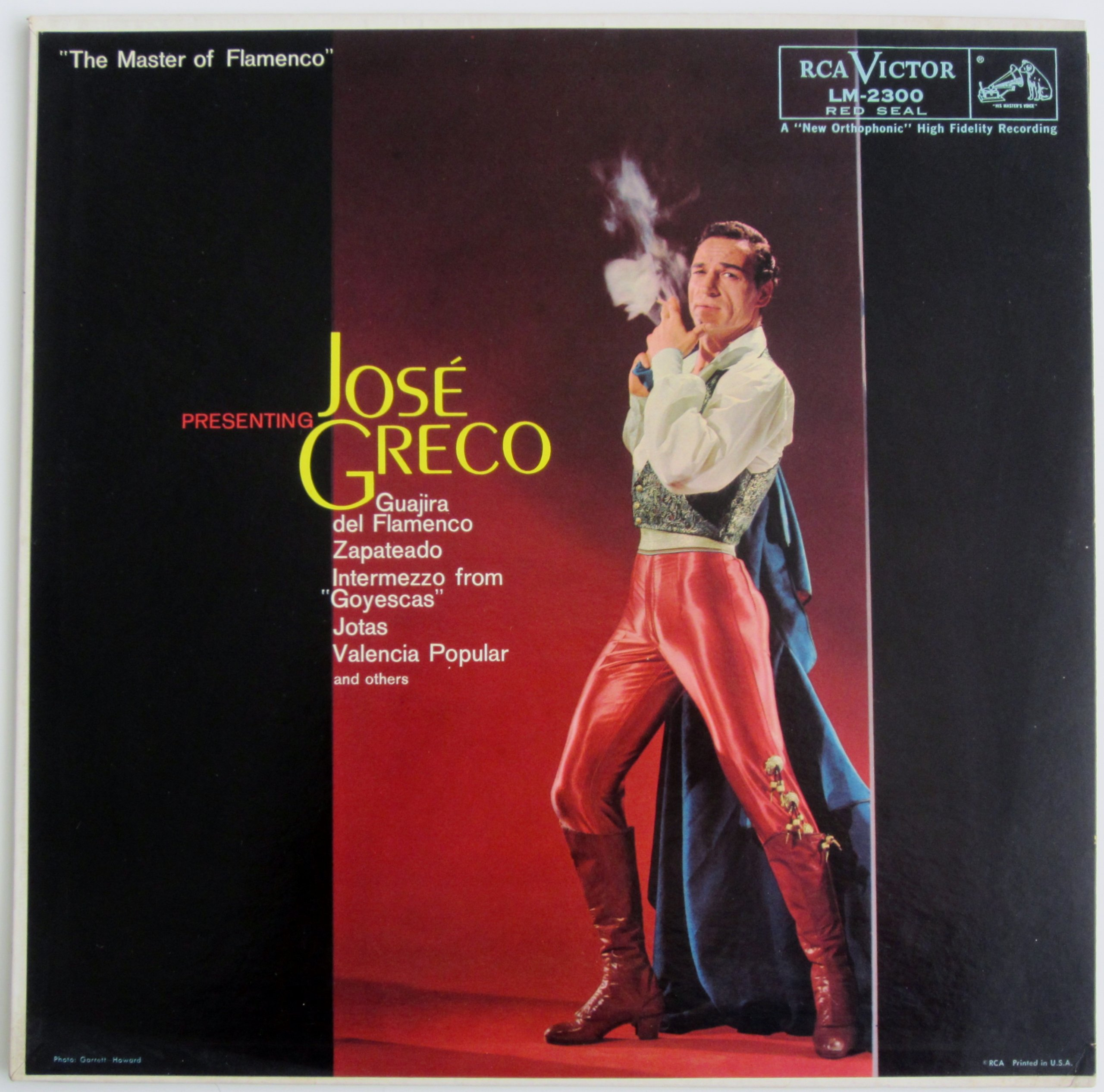 Presenting Jose Greco ''The Master of Flamenco'' and His Company