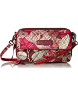 Vera Bradley All in One Crossbody for iPhone 6+, Signature Cotton