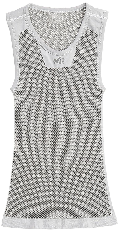 (ミレー)Millet ドライナミック メッシュ ノースリーブ クルー MIV01248 (メンズ)