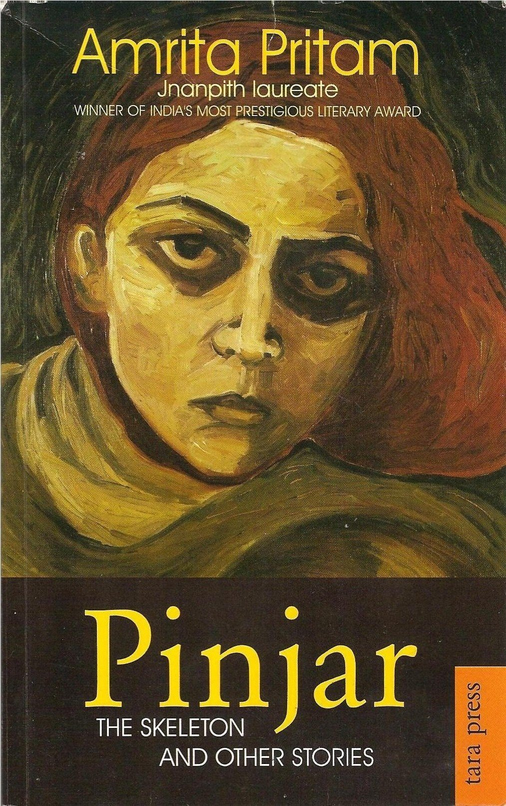 Pinjar by Amrita Pritam