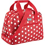 Kitchen Craft - Sac isotherme pois rouge KitchenCraft 11.5l -