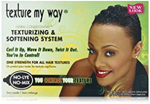Organics Texture My Way No-Lye Organic Conditioning Texturizing System (SG_B002ABIVMG_US)