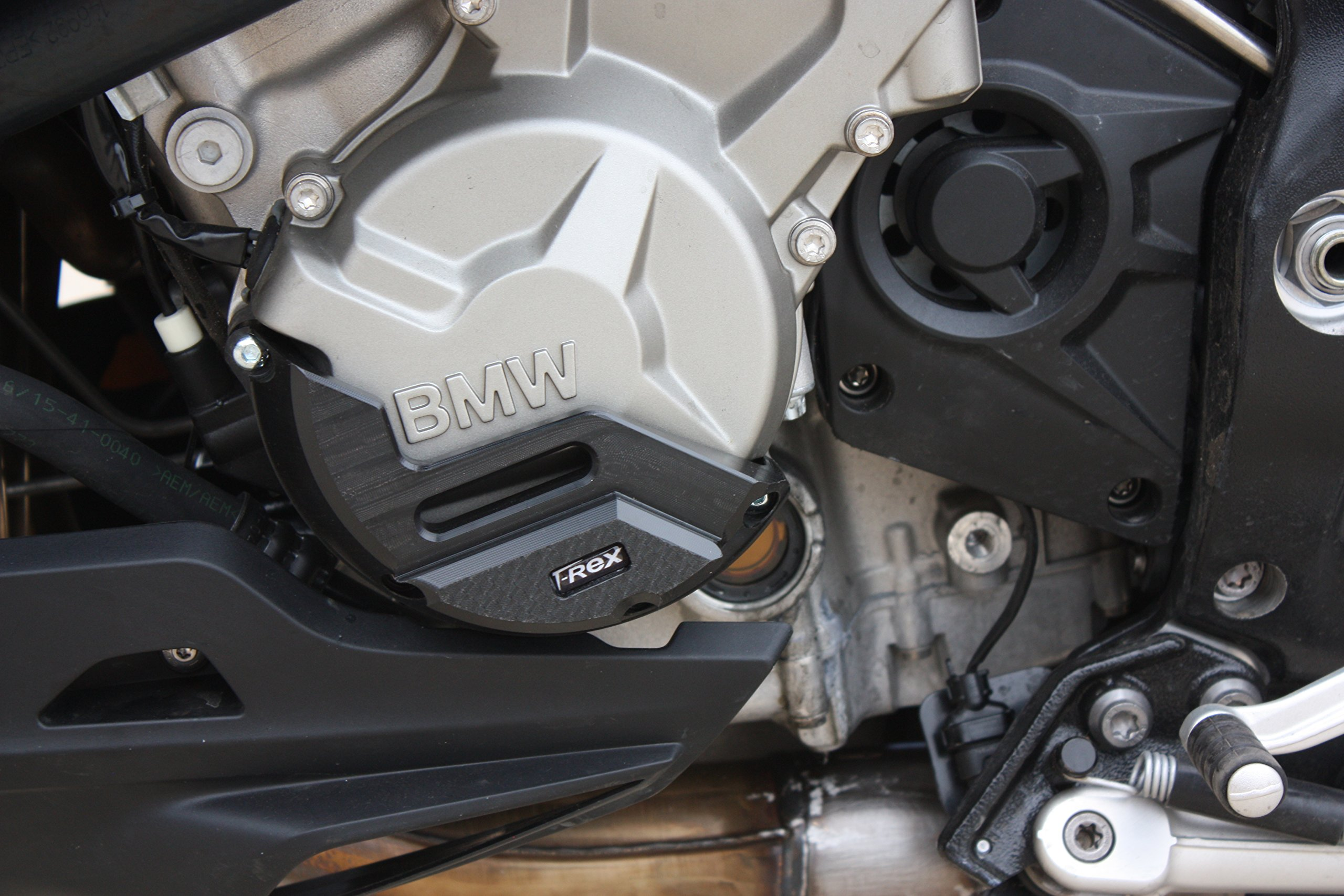 T-Rex Racing 2015 - 2017 BMW S1000XR Engine Stator Pump Case Covers by T-Rex Racing (Image #9)