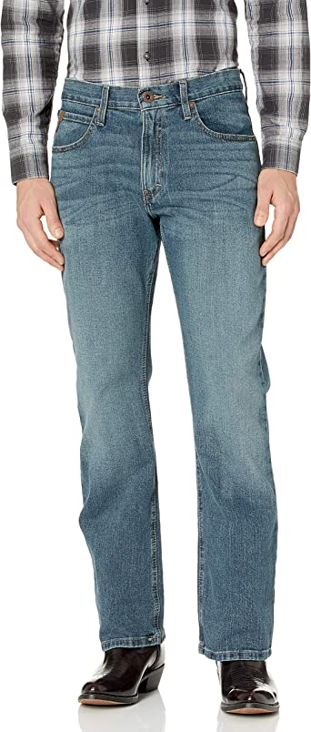 Amazon Com Ariat M4 Pantalones Vaqueros Para Hombre Con Corte De Botas Clothing
