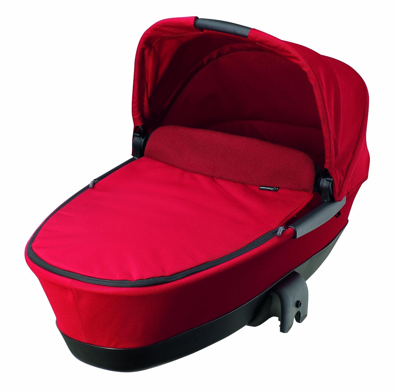 Bebe Confort 78637150 - Capazo Plegable Intense Red (Dorel): Amazon ...