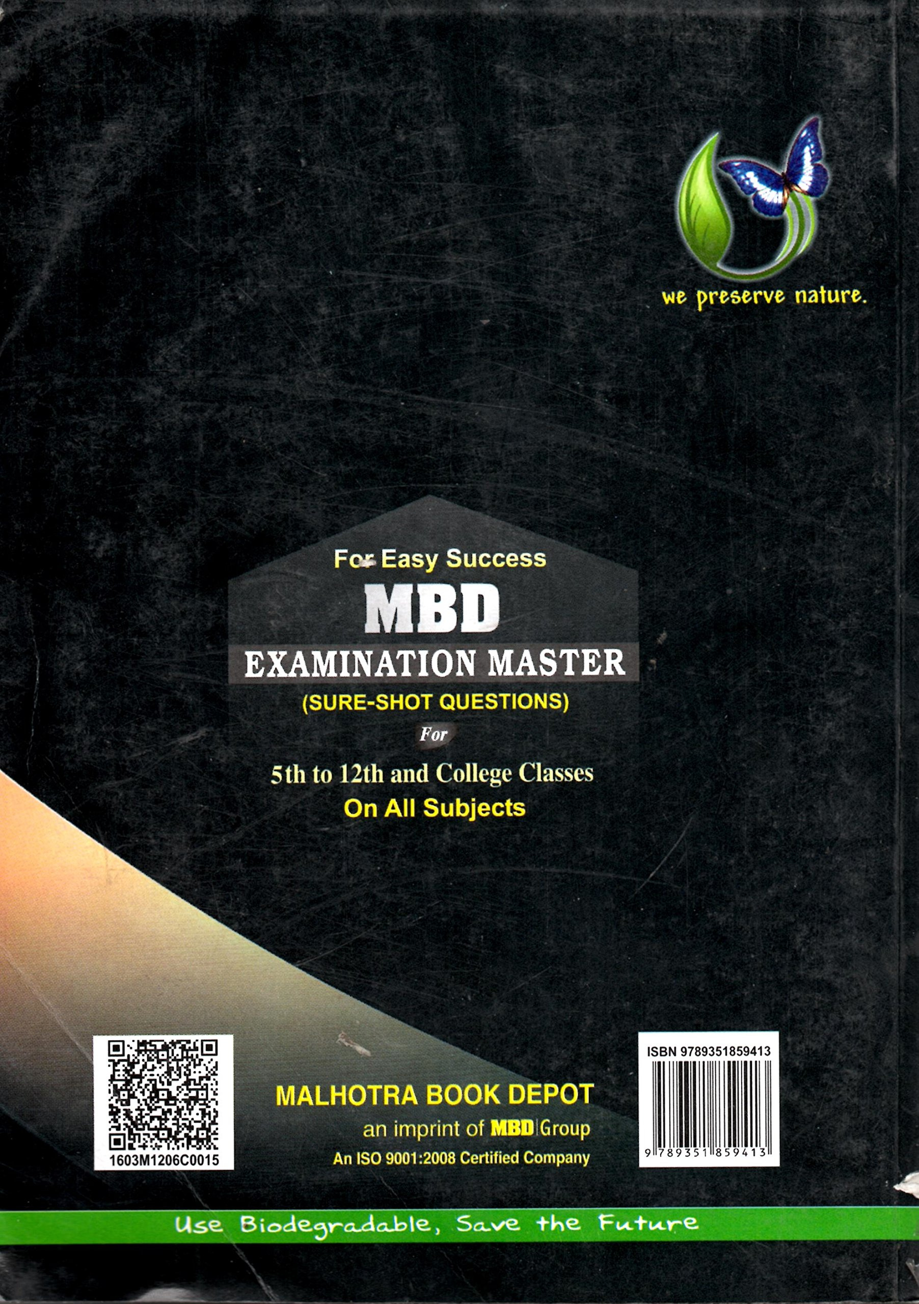 English Guide-Class 9th: Amazon in: MBD, PSEB-Class 9th: Books
