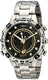 Timex Men's T2N738 Intelligent Quartz Adventure Series Tide Temp Compass Bracelet Watch