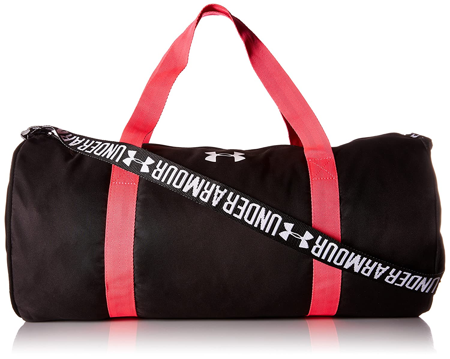 red under armour duffle bag