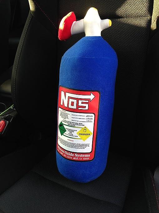 Amazon.com: Nos óxido nitroso Botella Tank Cojín Juguete ...