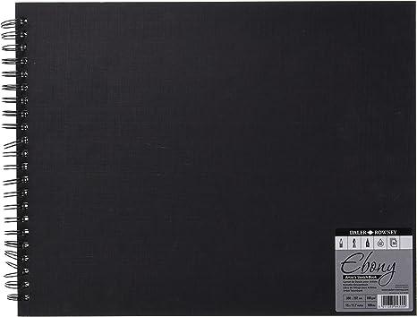 Amazon.com: Daler – Rowney – Cuaderno 150 g/m² papel de 380 ...