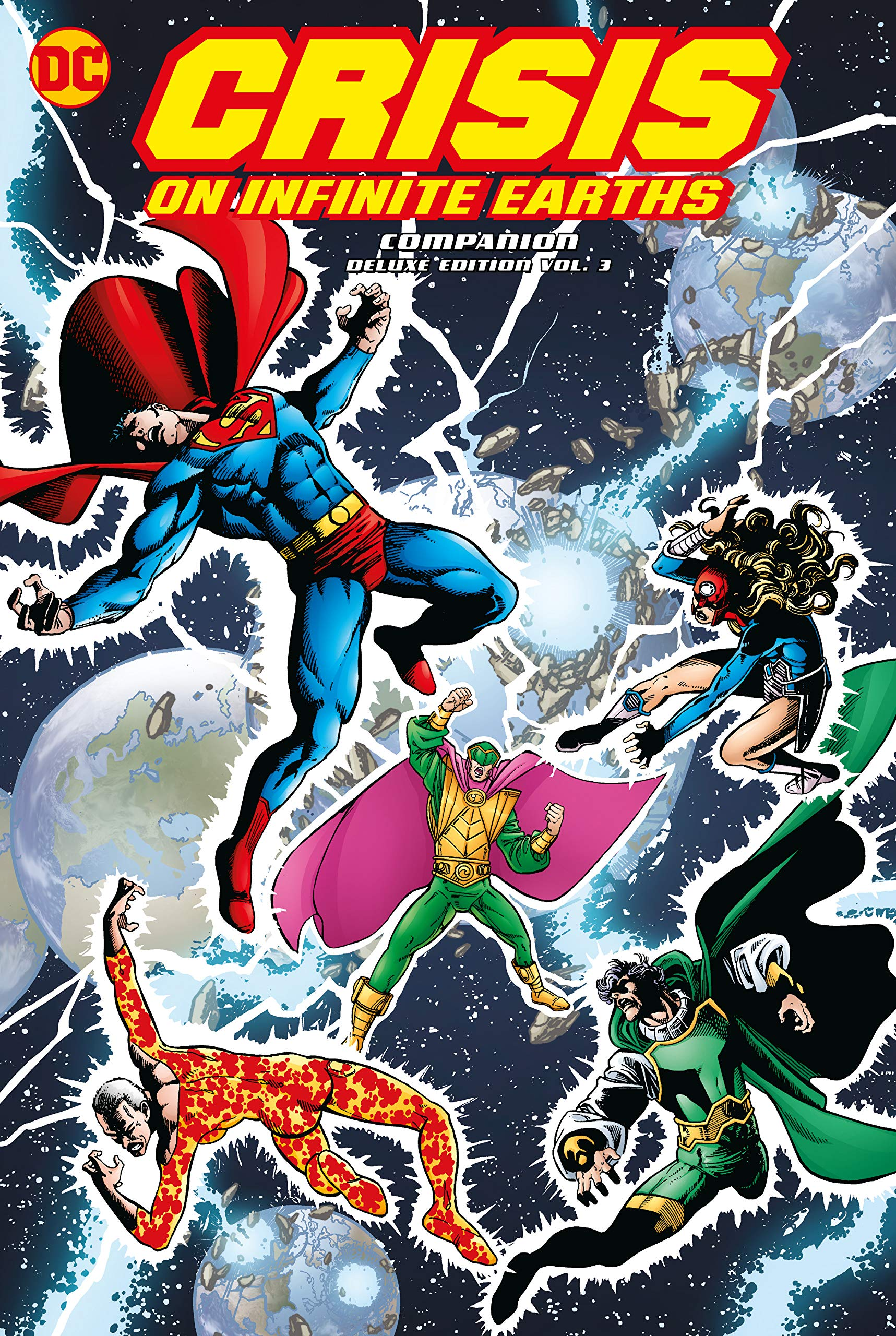 Crisis on Infinite Earths Companion Deluxe Vol. 3 by DC Comics