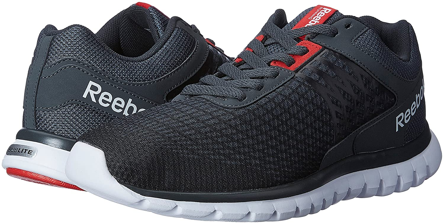 36f635a2a7bcbd Reebok Men s Sublite Escape 3.0 Running Shoes  Buy Online at Low Prices in  India - Amazon.in