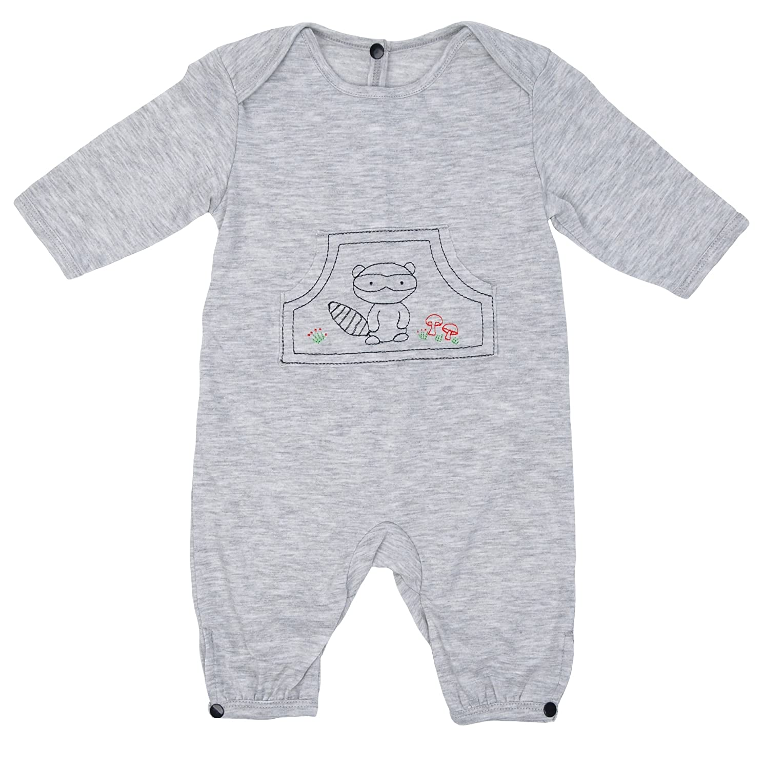 Empress Arts Unisex-Baby Infant Shortall Romper