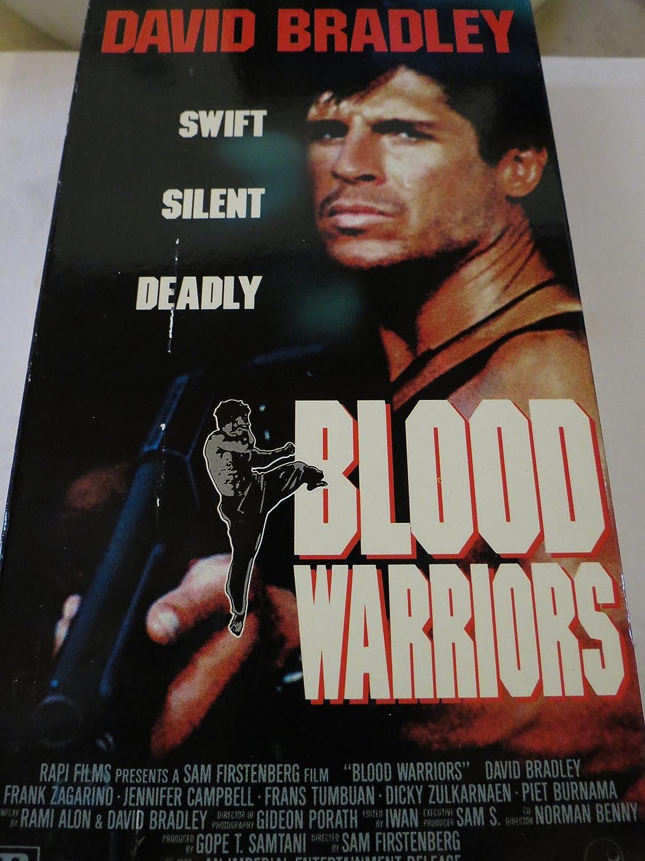 Amazon.com: Blood Warriors: David Bradley, Sam Firstenberg ...