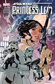 Princess Leia (2015) #4 (of 5) (Star Wars - Princess Leia) (English Edition)