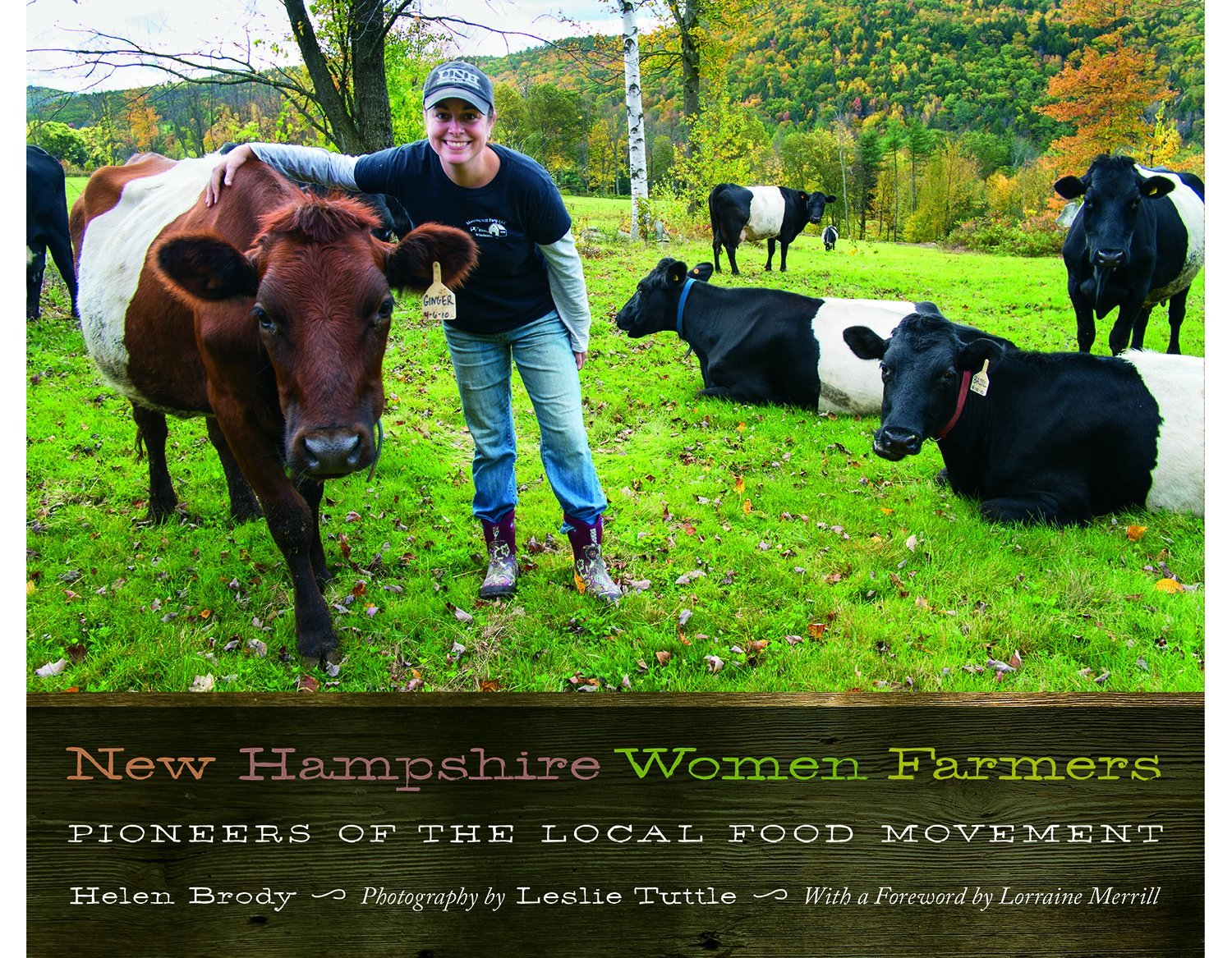 Download New Hampshire Women Farmers: Pioneers of the Local Food Movement pdf