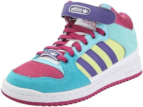 Mujer Zapatillas Originals Tela De Adidas Color G44071 Turquesa wX77Z