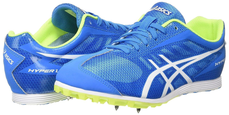 Asics Hyper LD 5, Zapatillas de Atletismo Unisex Adulto, Azul (Diva Blue/White/Aqua Splash), 37.5 EU: Amazon.es: Zapatos y complementos