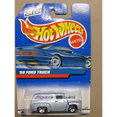 Hotwheels '56 Ford Truck Collector #927: Toys & Games
