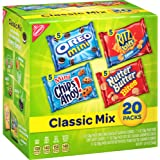 Nabisco Classic Mix Cookie Variety Pack, 60 Count
