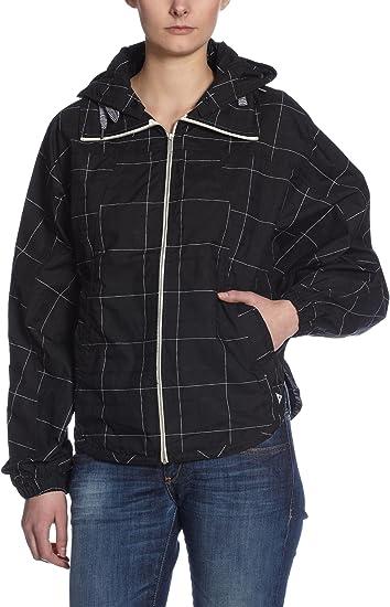 veste impermeable femme adidas