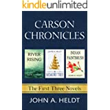 Carson Chronicles: The First Three Novels