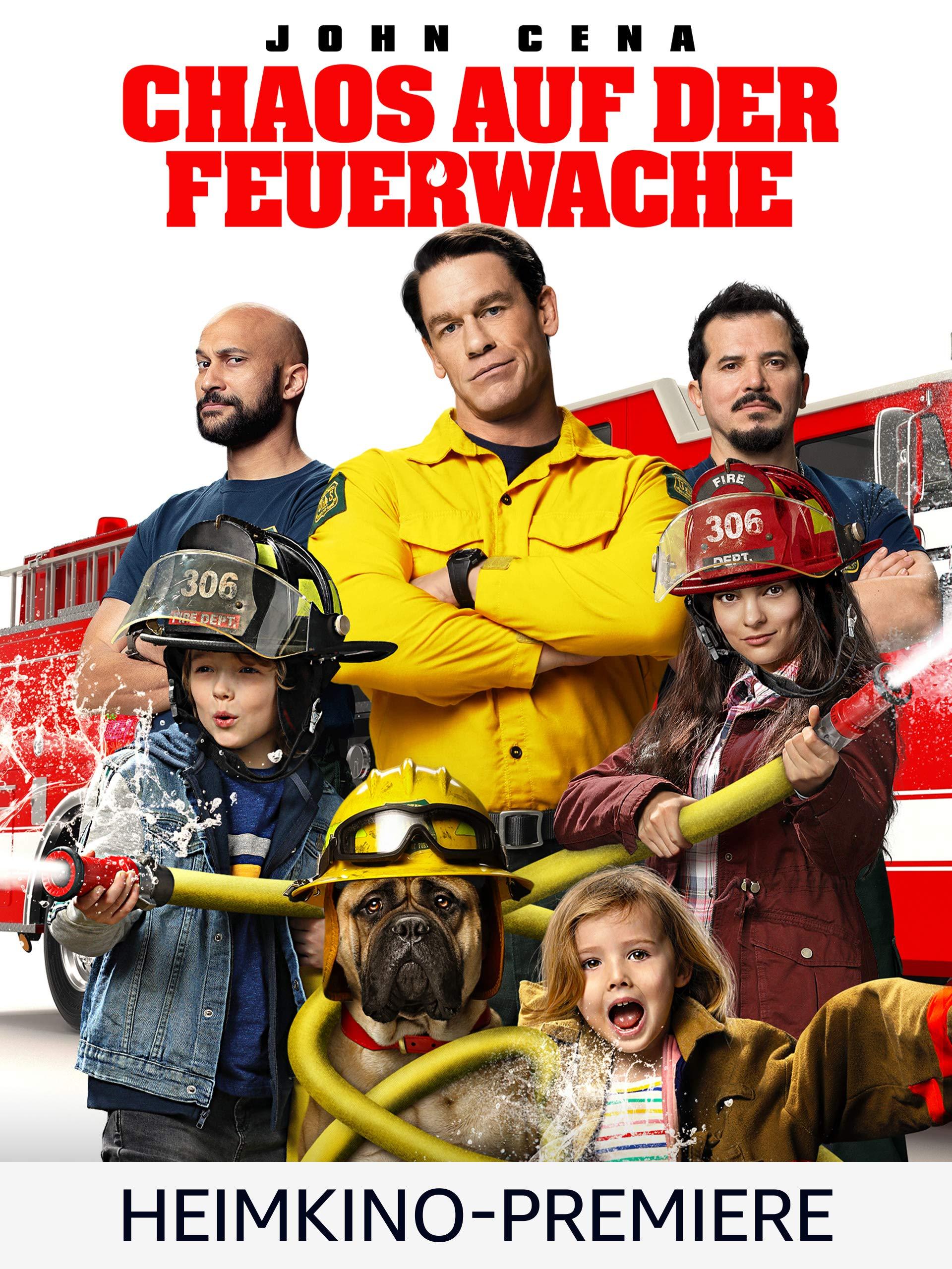 FEUERWACHE Trailer Deutsch German ...