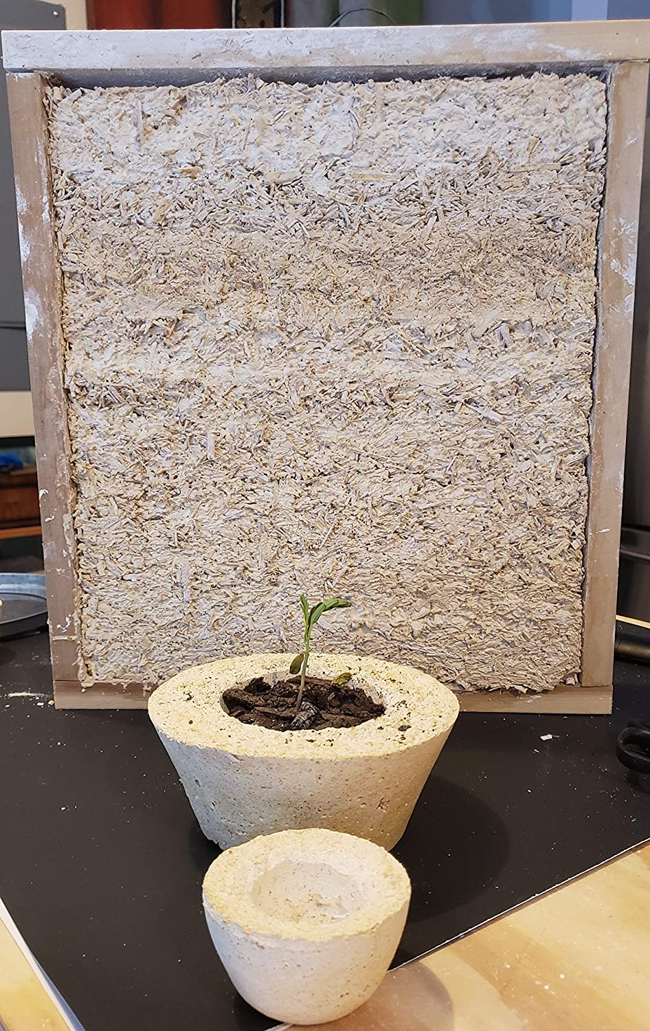 eco-Friendly Concrete Alternative for Your Construction Needs Made from All American Hemp The Sustainable Hempcrete kit