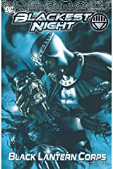 Blackest Night: Black Lantern Corps Vol. 1 Kindle Edition