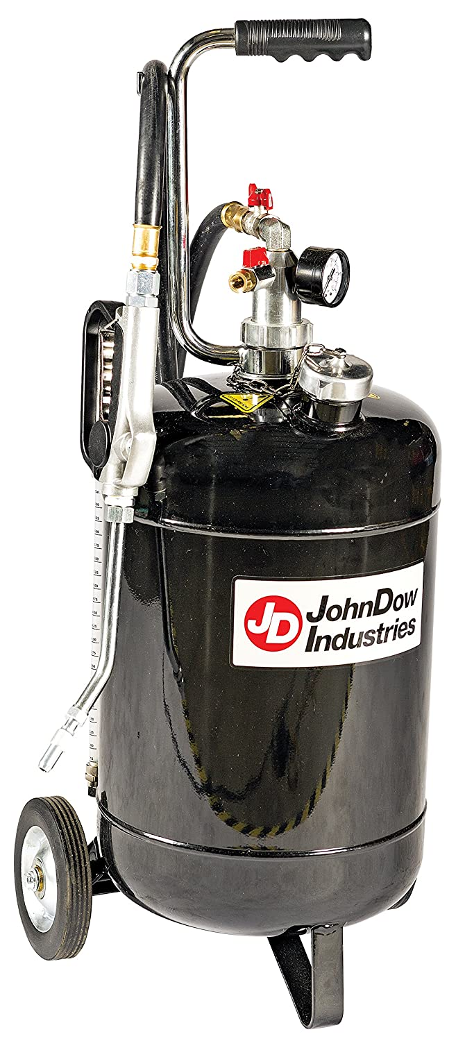 John Dow Industries JDI-5DP-A Portable Oil and Fluid Dispenser