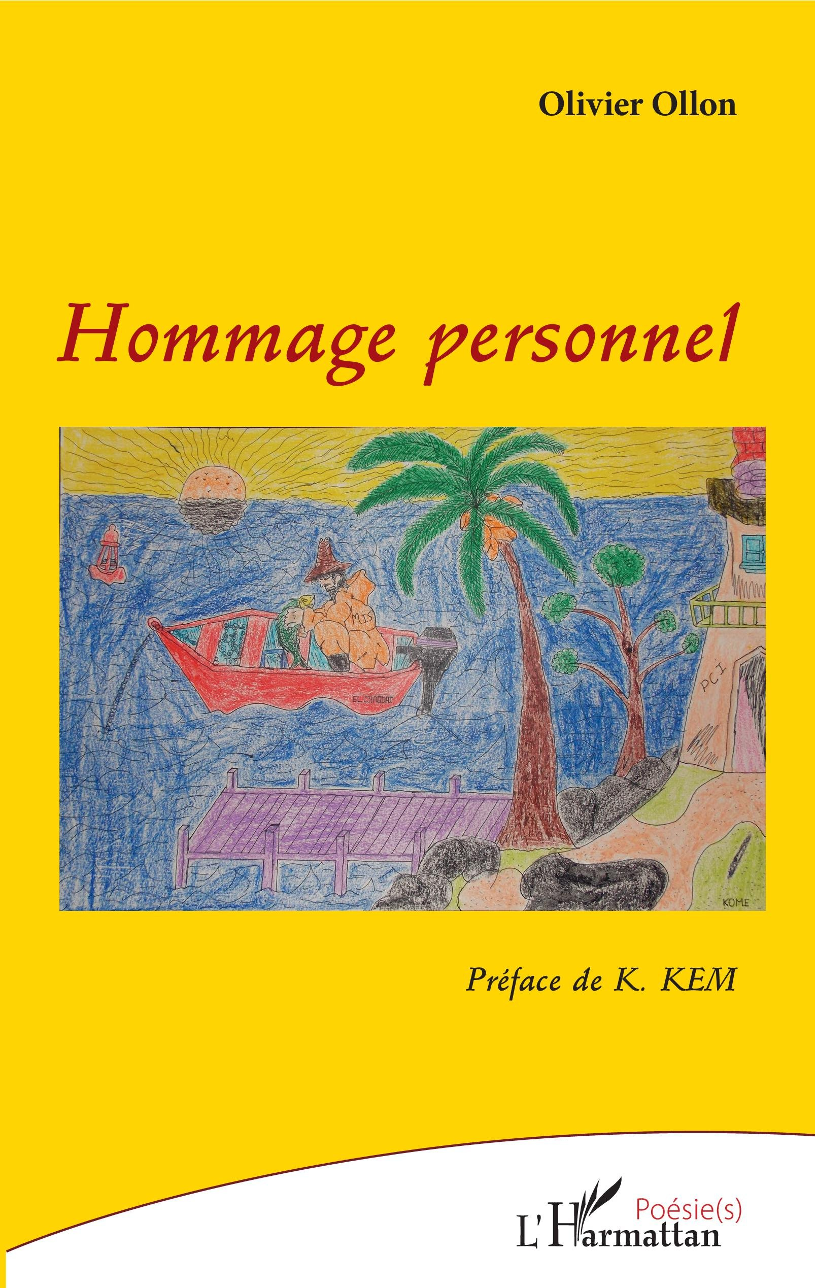 Hommage personnel (French Edition) PDF
