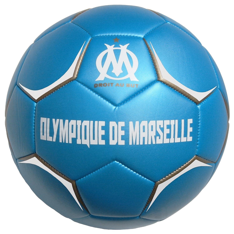 Balón de fútbol oficial del Olympique de Marseille, tamaño 5 ...