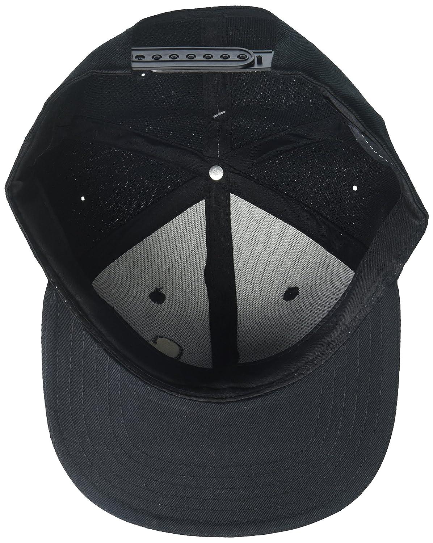 5dc4e4b54 Sean John Men's Core Script Baseball Cap, Embroidered Signature, Black one  Size at Amazon Men's Clothing store: